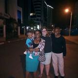 Familia anfitriona en KIGALI Airport, Kigali, Rwanda