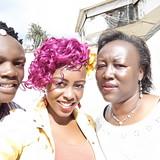 Familia anfitriona en City Park Houses, Nairobi, Kenya