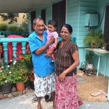 Host Family in Saru Back Road, Lautoka, Fiji