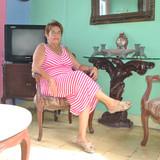Familia anfitriona en Centro Habana, La Habana, Cuba