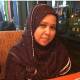 Homestay Host Family Nazeha in Birmingham, United Kingdom