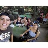 Familia anfitriona en Isla Trinitaria, Guayaquil, Ecuador