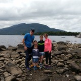 Familia anfitriona en KILKEA, Co Kildare, Ireland