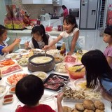 Homestay Host Family Amy in Singapore, Singapore