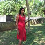 Famiglia a Mirissa, Weligama, Sri Lanka