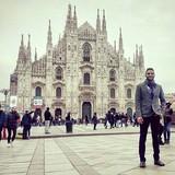 Famille d'accueil à Lambrate, Milan, Italy