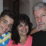 Famille d'accueil à Plaza Vieja, Habana Vieja, La Habana, Cuba