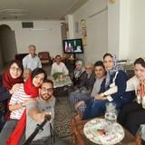 Famille d'accueil à Sheikh Sadoogh, Isfahan, Iran