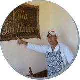 Famille d'accueil à Guardalavaca, Guardalavaca, Cuba