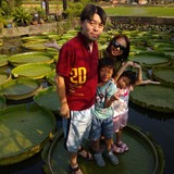 Famiglia a 永和, New Taipei city, Taiwan