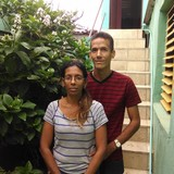 Host Family in La Punta, Baracoa, Cuba