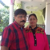 Gastfamilie in Taj Nagri, Agra, India