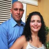 Família anfitriã em Ciudad, Remedios, Cuba