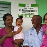 Famille d'accueil à Detras de Cubataxi, Viñales, Cuba