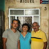 Famille d'accueil à barrio Colon, La Habana, Cuba
