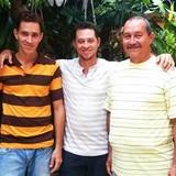 Familia anfitriona en PLAZA PUBLICA, BARACOA, Cuba