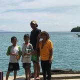 PhilippinesMabbay, Sagada的房主家庭