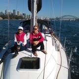 Familia anfitriona en Turrella, Sydney, Australia