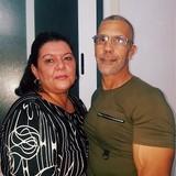 Familia anfitriona en Pueblo Nuevo, Centro Habana, Cuba