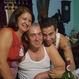 CubaCentro habana, La Habana的房主家庭