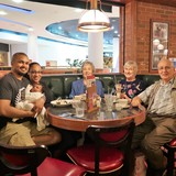 Familia anfitriona en London, Colindale, United Kingdom