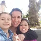 Familia anfitriona en Gil Ramírez Dávalos, Cuenca, Ecuador