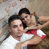 Famiglia a Matanzas, Boca de Camarioca, Cuba