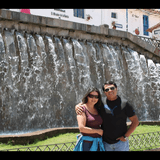 Familia anfitriona en Urbanización Caminos del Sol, Riobamba, Ecuador
