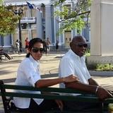 Famiglia a Reina, Cienfuegos, Cuba