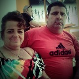 Famille d'accueil à Bachiche, Santa Marta, Cuba