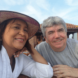 Familia anfitriona en LAURELES, medellin, Colombia