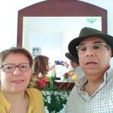 Famiglia a galerie makni, tunis, Tunisia