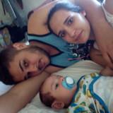 Famiglia a Zona Monumento, Trinidad, Cuba
