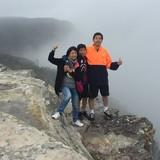 Família anfitriã em Oatlands, Oatlands, Australia