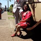 Host Family in Right side office and left side single women, Melton South, Australia