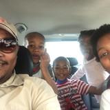 Famiglia a Amanzimtoti, Durban, South Africa