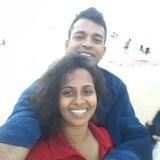 Familia anfitriona en Anuradhapura, Sri Lanka