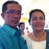 Familia anfitriona en Po Banteychey, Siem Reap, Cambodia