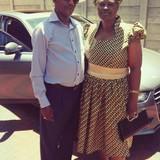 Família anfitriã Fransisca em Rustenburg, South Africa