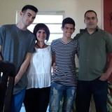 Famille d'accueil à Casino Deportivo, Cerro, Cuba