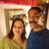 Familia anfitriona en Khatipura Road, Jaipur, India