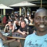 Gastfamilie in bugembe, jinja town, Uganda