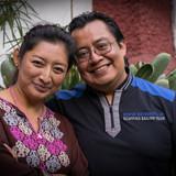Famiglia a Centro, Colonia Centro, Mexico