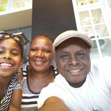 Família anfitriã Natsirayi Jestina Yohannes &Araya em ,