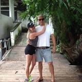 Brazila 40 metros da portaria da praia da joatinga , rio de janeiro的房主家庭