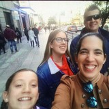 Host Family in Sur, Madrid, Spain