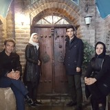 Host Family in Imam Square, Isfahan, Iran