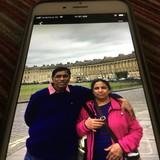 Famille d'accueil à Hi tech city, Hyderabad, India