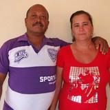 Família anfitriã em La loma, Trinidad, Cuba