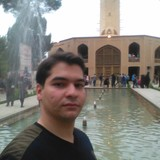 Host Family in amir chakhmagh complex, yazd, Iran